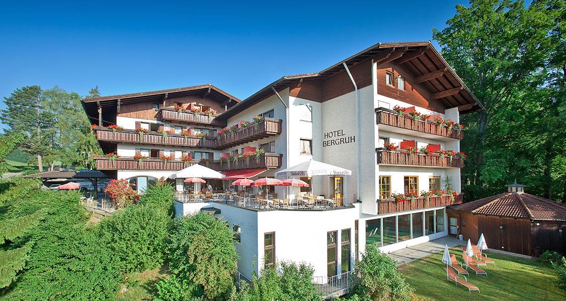 Hotel bergruh im allg u deutschland luckys for Hotel in sonthofen