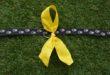 Die Bedeutung der gelben Schleife